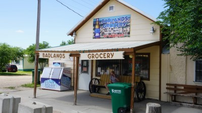 Badlands Grocery Store