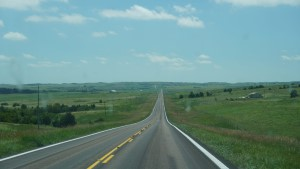 South Dakota Roads