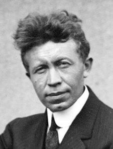 Vilhjalmur Stefansson, explorer